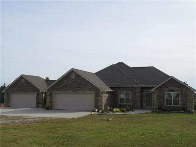 Lincoln County Single Family Home For Sale: 121 Carriage Way