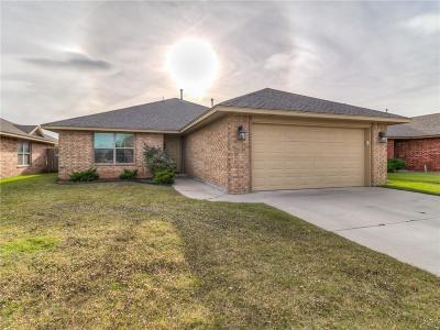 Oklahoma City Single Family Home For Sale: 8041 Waters Edge Way