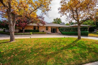Single Family Home For Sale: 11816 Quail Creek Road