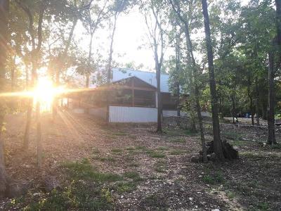 Single Family Home For Sale: 242 Stevens Gap