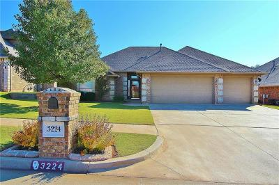 Moore Single Family Home For Sale: 3224 SE 33rd