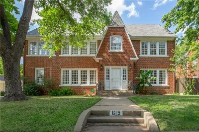 Oklahoma City Single Family Home For Sale: 615 NE 15th Street
