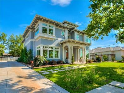 Nichols Hills Rental For Rent: 1601 Glenbrook Terrace
