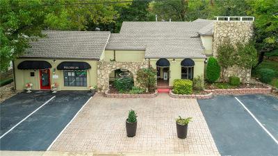 Edmond Single Family Home For Sale: 717 S Boulevard