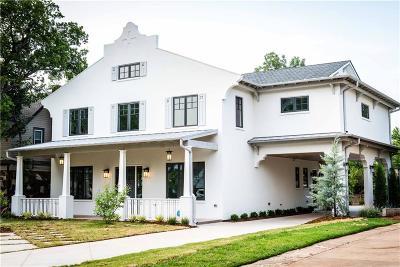 Nichols Hills Rental For Rent: 1110 Tedford Way