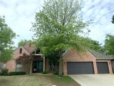 Edmond Single Family Home For Sale: 1809 Normal Hill