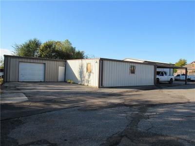 Tuttle Commercial For Sale: 4808 E Highway 37
