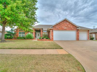 Oklahoma City Single Family Home For Sale: 8301 NW 70th Street