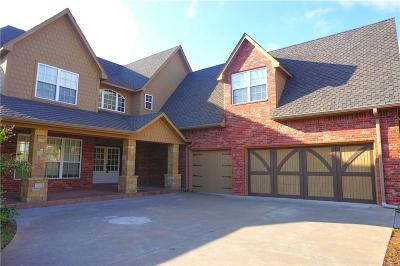 Oklahoma City OK Single Family Home For Sale: $479,000
