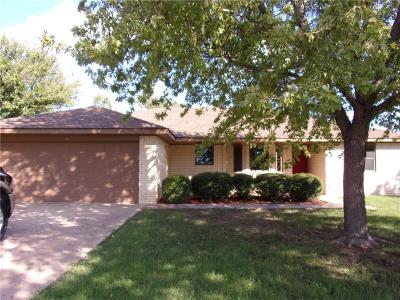 Altus Single Family Home For Sale: 3308 N Park Lane