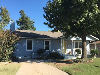 Bethany Single Family Home For Sale: 6715 NW 26th Street