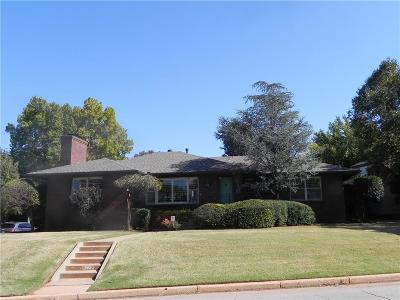 Oklahoma City OK Single Family Home Sale Pending: $375,000