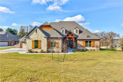 Choctaw Single Family Home For Sale: 14271 Laney Court