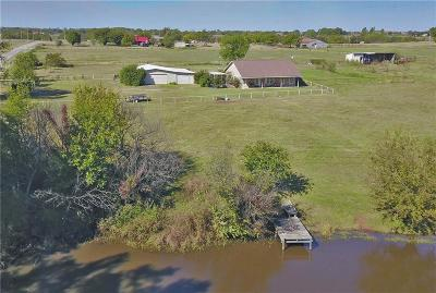 Chickasha Single Family Home For Sale: 1330 County Road 1340
