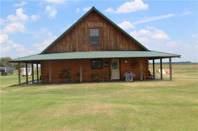 Fort Cobb Single Family Home For Sale: 11053 County Road 1310