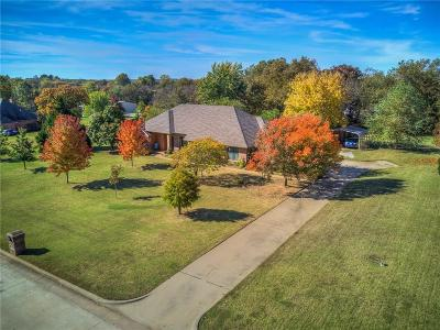 Choctaw Single Family Home For Sale: 237 Houser Drive