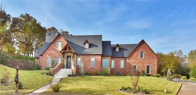 Edmond Single Family Home For Sale: 6891 Valley Ridge