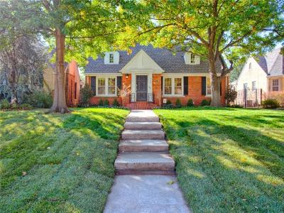 Oklahoma City Single Family Home For Sale: 716 NW 42nd Street