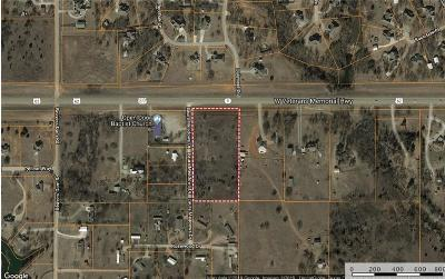 Blanchard Residential Lots & Land For Sale: W Veterans Memorial Hwy