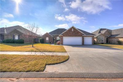 Moore OK Single Family Home Sold: $186,000