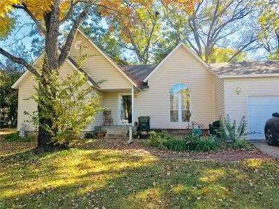 Tecumseh Single Family Home For Sale: 302 E Main