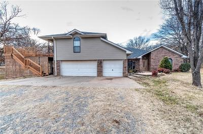 Chandler OK Single Family Home For Sale: $258,000
