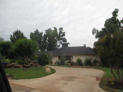 Oklahoma City Single Family Home For Sale: 4314 Saint George Drive
