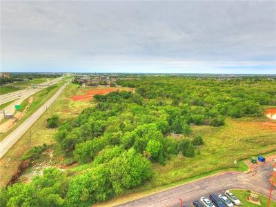 Oklahoma City Residential Lots & Land For Sale: W Memorial/Portland Road
