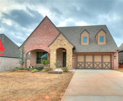 Edmond Single Family Home For Sale: 1324 Lemon Ranch Road