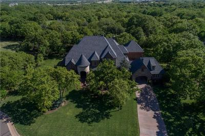 Single Family Home For Sale: 11617 Mill Hollow
