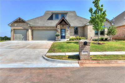 Lincoln County, Oklahoma County Single Family Home For Sale: 6925 Timber Crest Way