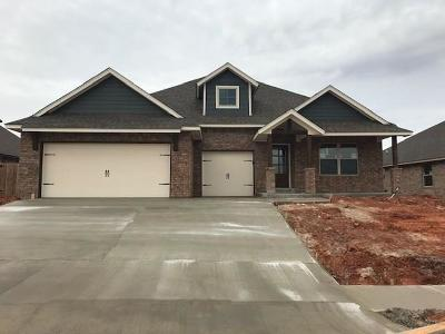 Yukon Single Family Home For Sale: 14305 Drakes Way