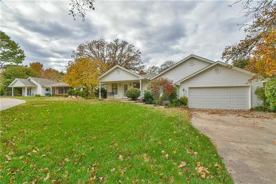 Choctaw Single Family Home For Sale: 501 Edgewood Drive