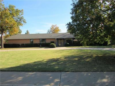 Altus Single Family Home For Sale: 320 Paseo De Vida
