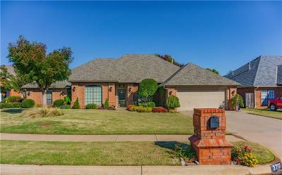 Norman Single Family Home For Sale: 3713 Barwick Drive