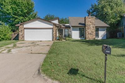 Oklahoma City Single Family Home For Sale: 8900 N Shannon Avenue