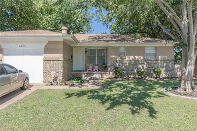 Canadian County, Oklahoma County Single Family Home For Sale: 6209 SE 9th Street