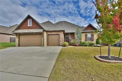 Edmond Single Family Home For Sale: 4700 Crusader