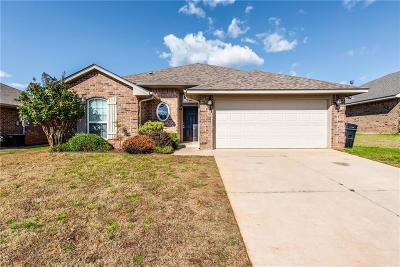 Moore Single Family Home For Sale: 609 SW 39th Street