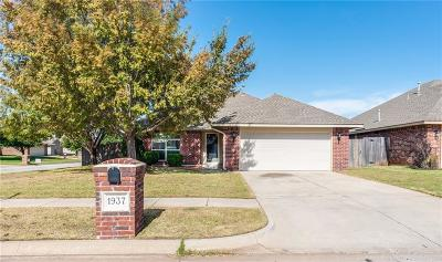 Edmond Single Family Home For Sale: 1937 NW 172nd Street