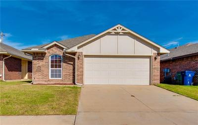 Edmond Single Family Home For Sale: 2245 NW 199th Street