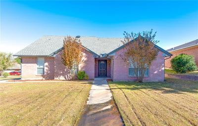Choctaw Single Family Home For Sale: 1924 Overland Trail