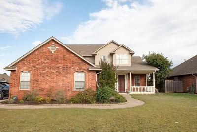 Norman Single Family Home For Sale: 1517 Kestrel Court