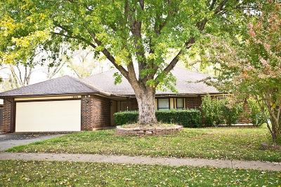 Moore Single Family Home For Sale: 1028 Stadium