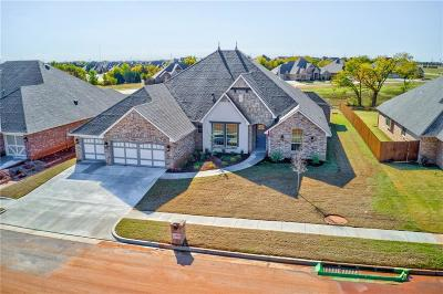 Lincoln County, Oklahoma County Single Family Home For Sale: 2008 NW 199th Street