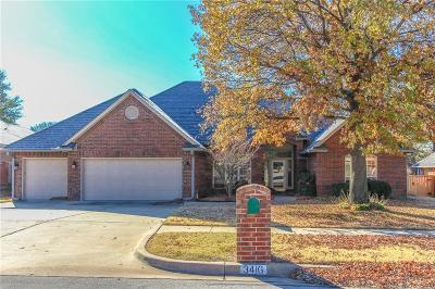 Norman Single Family Home For Sale: 3416 Riverwalk