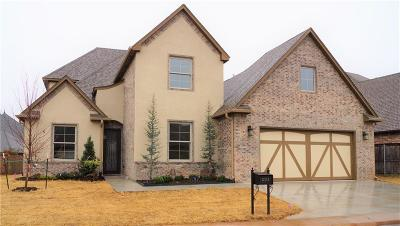 Single Family Home For Sale: 17117 Royal Troon Drive