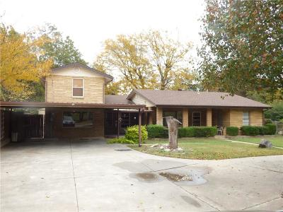 Midwest City OK Single Family Home For Sale: $157,500