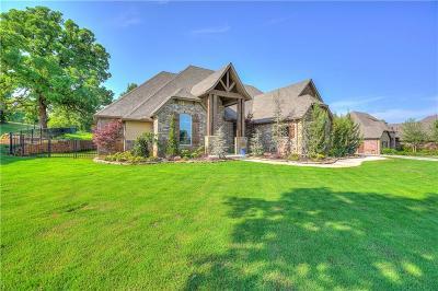 Edmond Single Family Home For Sale: 2377 Vellano Lane
