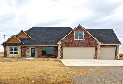 Guthrie Single Family Home For Sale: 4521 Whitetail Drive